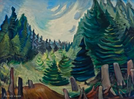 Metchosin by Emily Carr