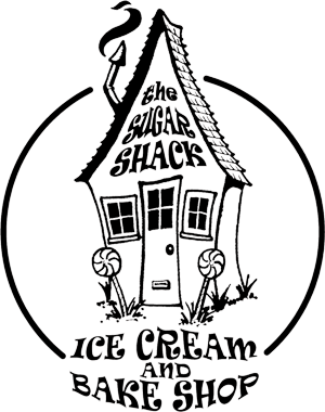 the Sugar Shack Ice Cream and Bake Shop